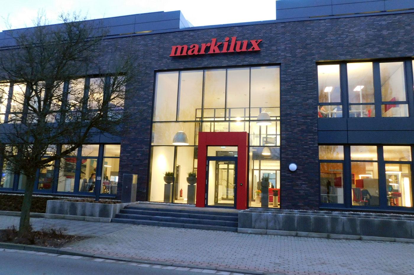 markilux feiert er ffnung f rderverein ktex. Black Bedroom Furniture Sets. Home Design Ideas